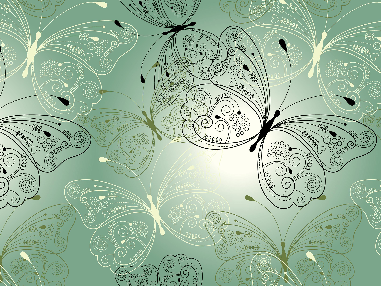 Glass Splashback Abstract Pattern 10