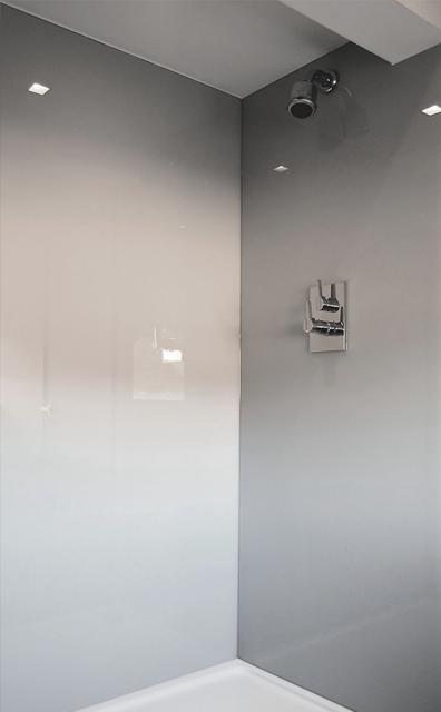 Bathroom Design Ideas Glass Splashback ~ Easy glass splashbacks bathroom