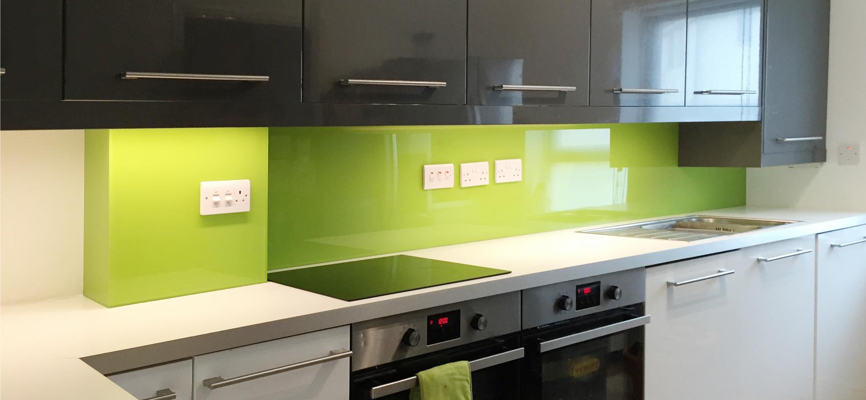 Kitchen colour ideas: the best citrus shades for splashbacks