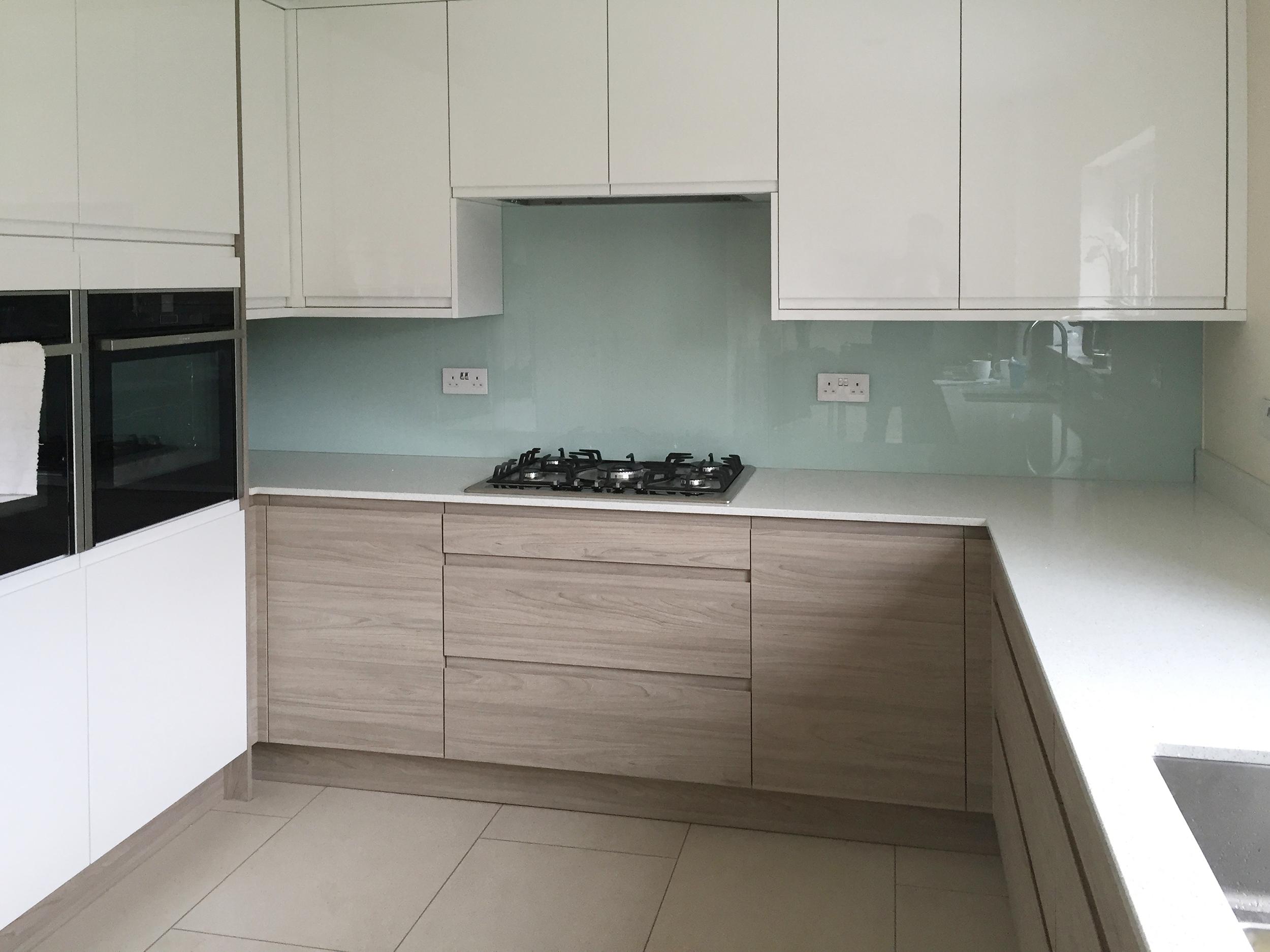 Dove Grey Kitchen Cabinets
