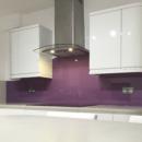 brightly coloured glass splashbacks musk kitchen 2