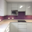brightly coloured glass splashbacks musk kitchen 3