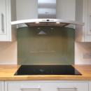 darker coloured glass splashbacks svelte colour kitchen 2