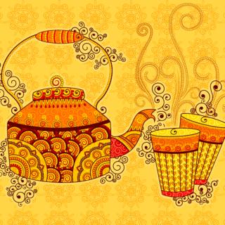 Indian Teapot