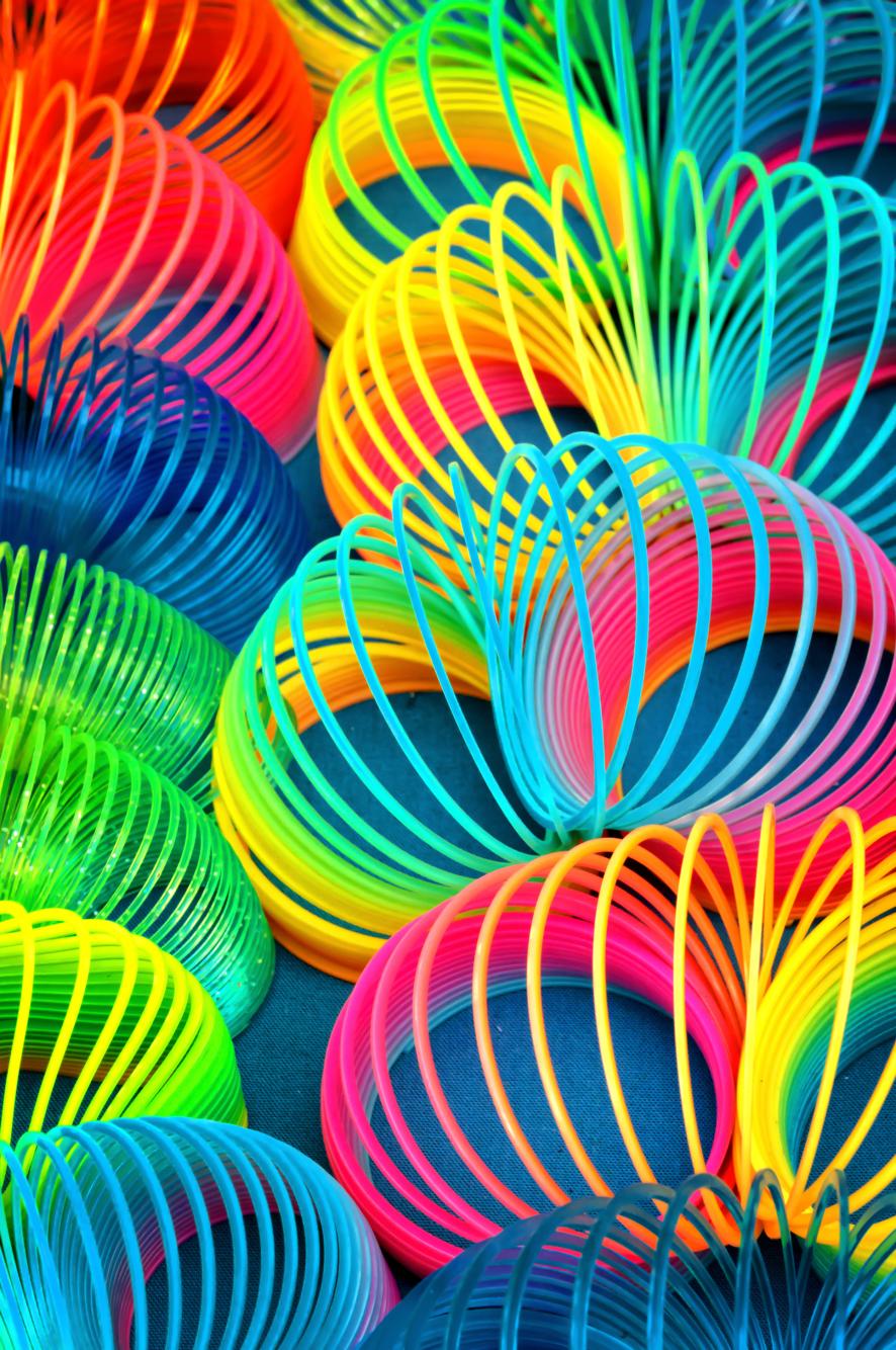 Fun Slinkys