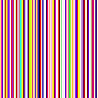 Printed Stripe 004