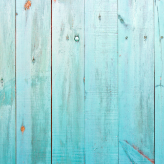 Textured Blue Painted Wood