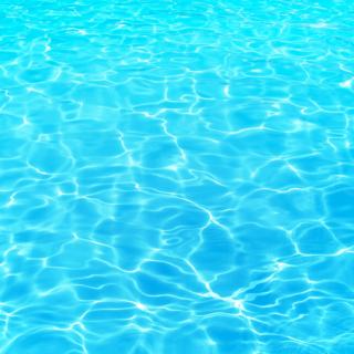 Textured Blue Water