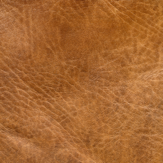 Textured Brown Leather