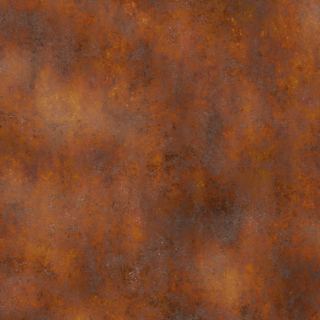 Textured Corroded Metal