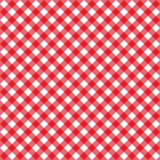 Textured Red Checks